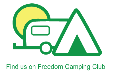 Find us on Freedom Camping